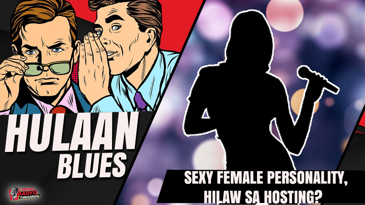 Sexy Female Personality, hilaw sa hosting?