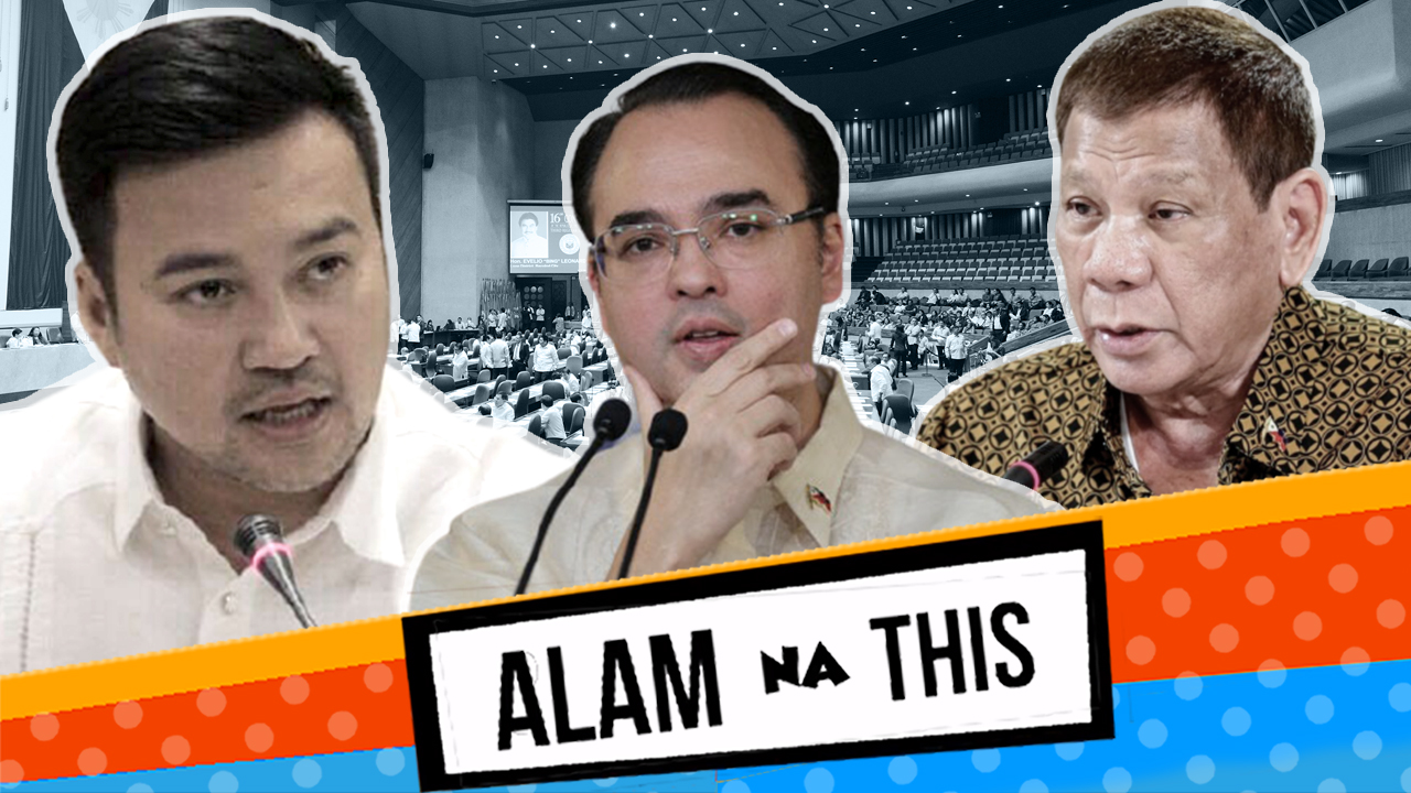 Alan 'nadenggoy' sina Duterte at Lord | ALAM NA THIS
