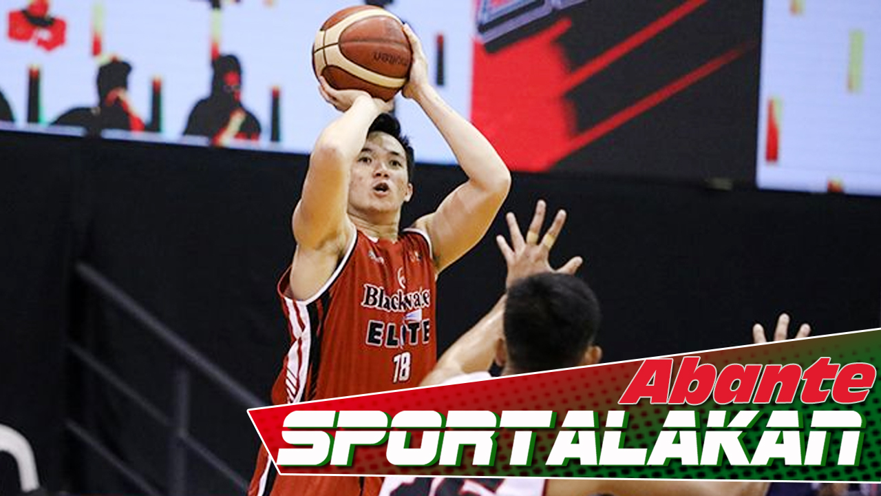 Paul Desiderio, nilisan ang Blackwater at PBA Bubble!