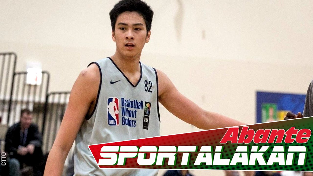 KAI SOTTO MALABO na sa G LEAGUE