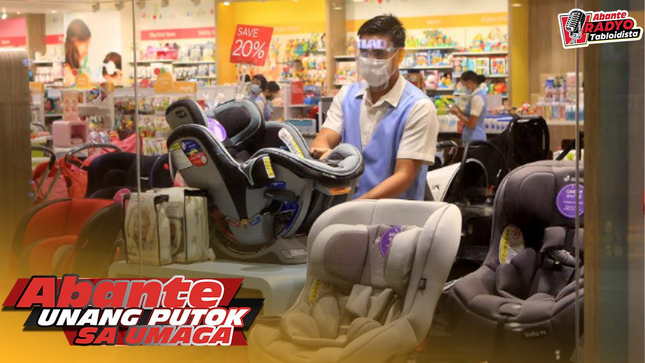 Child Car Seat Law, MVIS sinuspende ni Pangulong Duterte | Unang Putok