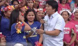 Bigyan ng P4K 'yan! Willie nagpauwi ng audience sa kasagsagan ng show