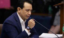 Mga kandidato ng oposisyon, lalakas sa endorsement ni Robredo – Trillanes