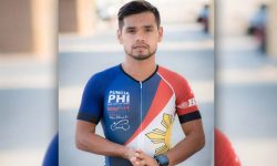 Puncia sasabak sa 'patayang' triathlon