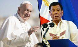 Kaibigan ng demonyo si Duterte? Malacañang pumalag sa pahayag ni Pope Francis