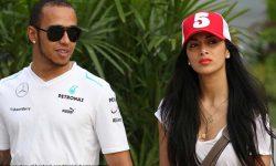 Video scandal nina Nicole Scherzinger, Lewis Hamilton patuloy na kumakalat