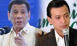 Duterte kay Trillanes: Akala mo kung sinong matapang