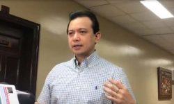 Trillanes: Narco list solusyon ni Duterte sa water crisis, 'Galing mo talaga!'
