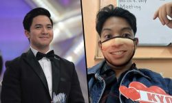 Alden lookalike na si Kyo Quijano sa 'Bulaga', nag-trending
