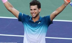 Federer hindi umubra kay Thiem sa Paribas