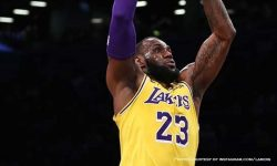 LeBron, Lakers laglag na sa playoffs