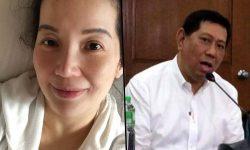 Mister ni Mega, humiling ng 'ceasefire' sa bangayang Kris-Erice