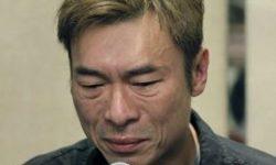 Aktor naiyak sa taxi scandal
