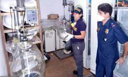 Mega shabu lab sa Catanduanes, pag-aari ng ex-NBI official