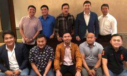 Pacquiao nag-host ng dinner para kay Bato, Go, iba pang 'incoming senators'