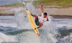 Pinoy surfer Abat 2nd sa Bali surfing