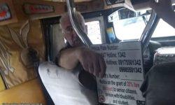 Foreigner na jeepney driver, binatikos sa pangha-harass ng pasahero
