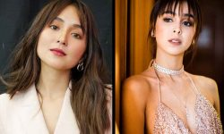 Julia, 'di bet ni Kathryn maging leading lady ni Daniel