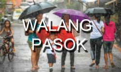 ALAMIN: Mga lugar na walang pasok ngayong Martes, Setyembre 17