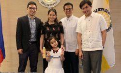 Scarlet Snow, pinakabatang PH tourism ambassador