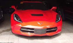 P8.5M sports car ni 'PacBoy' Jimuel, pinasilip