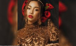 Maymay 'Best Dressed' sa ABS-CBN Ball, inayunan ni Tyra Banks