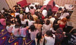31 Chinese dampot sa pugad ng mga prosti