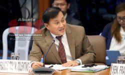 Tolentino kay Duque: Alisin ang takot ng publiko sa ASF