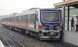 Sinalubong kasi: Vios inasunto vs. PNR train