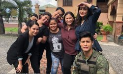 Huling taping ng 'The General's Daughter' napuno ng iyakan