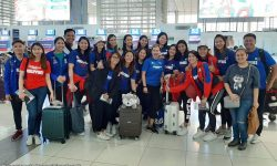 Valdez, Maraño, women's volley nagbabatak sa Japan