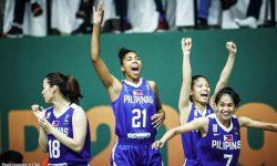 Gilas Women may tsansa sa Olympics